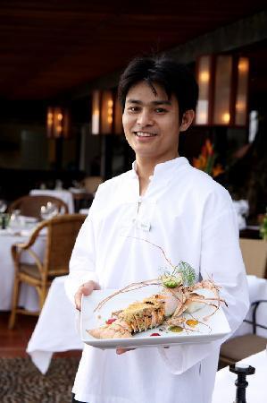 Mom Tri's Kitchen at Villa Royale: Great service