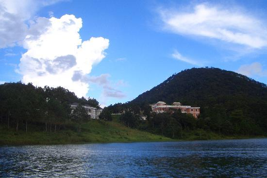 Dalat Edensee Resort & Spa : Eden Lake Resort