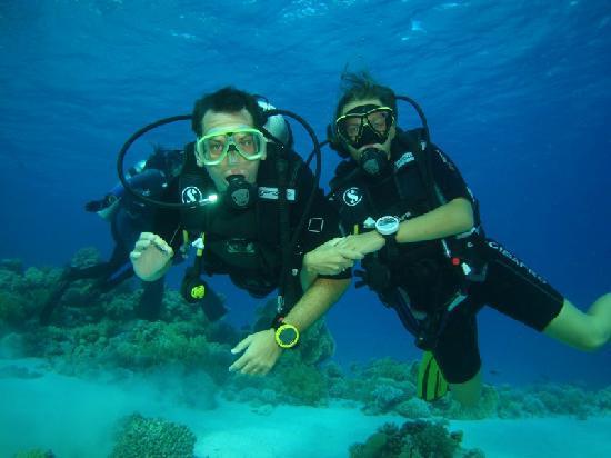 Four Seasons Resort Sharm El Sheikh: Diving with Sinai Blues