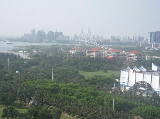 Baohua Harbour View Hotel: The park
