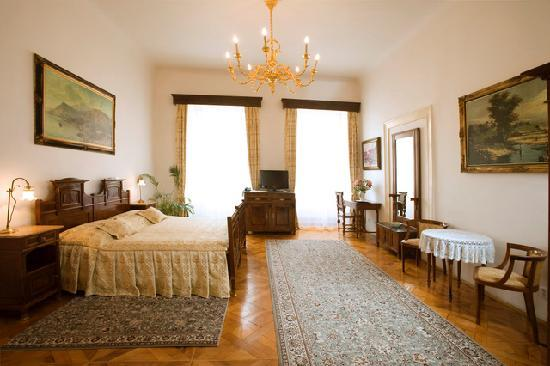 Grand Hotel Praha: Grand deluxe room with a view