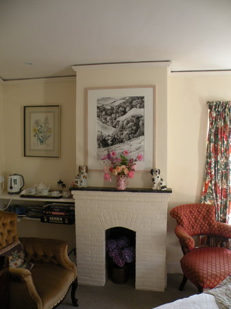 Greenbank Bed & Breakfast: Comfy and beautifully quiet!