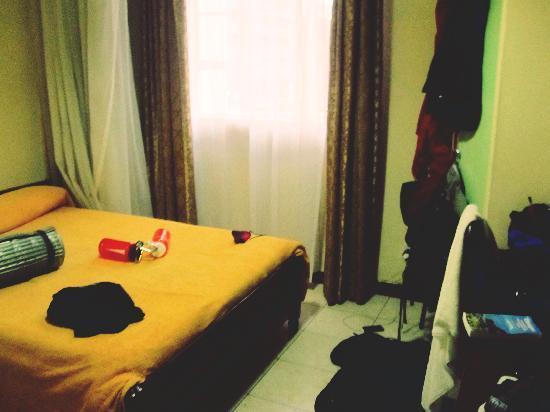 Parkside Hotel: room