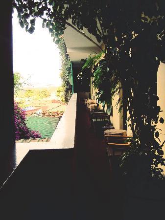 Kindoroko Hotel : Hallway