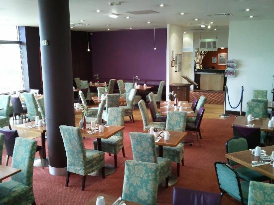 Britannia Bolton Hotel: Breakfast Room