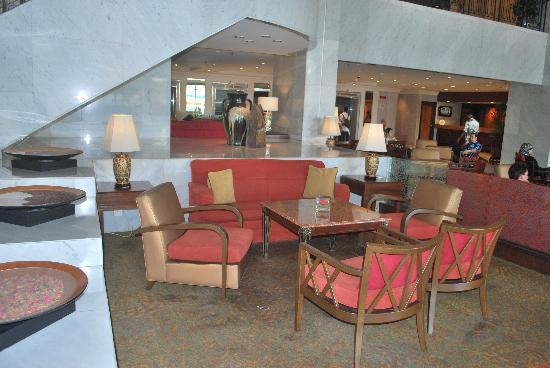 Hotel Jen Penang by Shangri-La : Nice elegant sofa