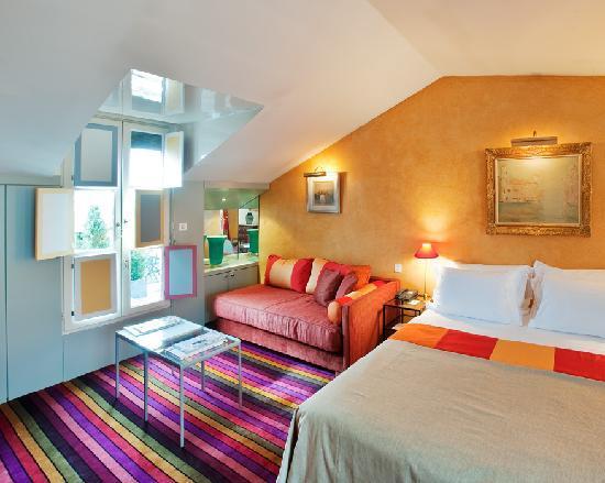 Hotel Cambon: junior suite
