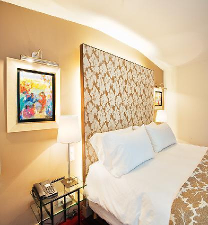 Hotel Cambon: suite terrasse