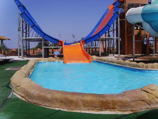 LABRANDA Aqua Fun Marrakech: great slide