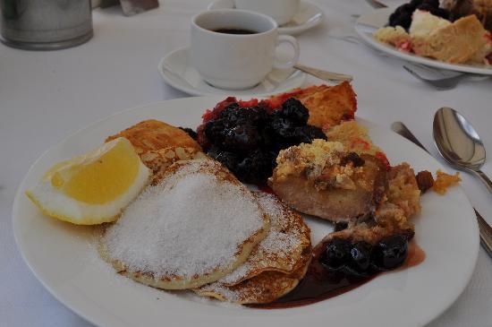 Grecotel Kos Imperial Hotel: food food food