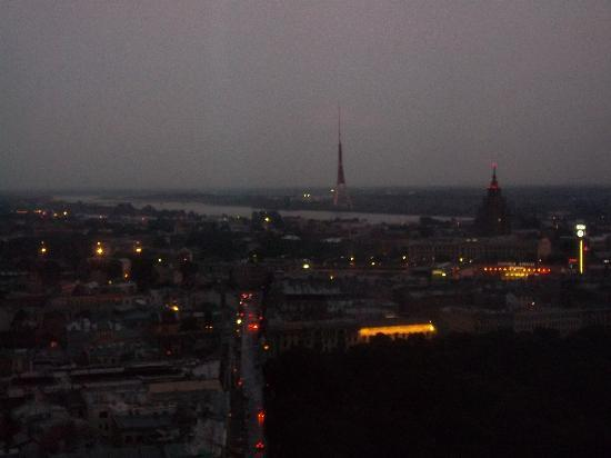 I'm Local - Different Shopping Tour: Riga from above