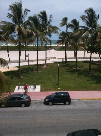 Casa Grande Suite Hotel of South Beach : la vista dalla stanza