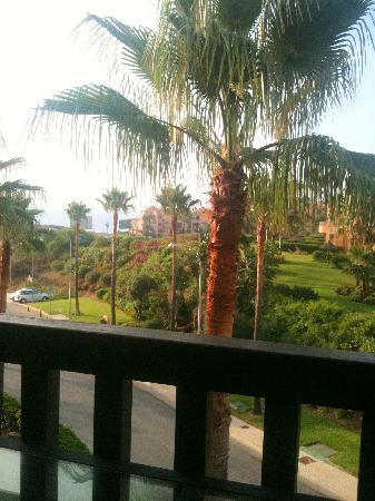 CLC San Diego Suites: View from balcony