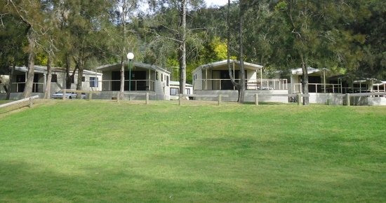 Wisemans Ferry, Australia: the Villas