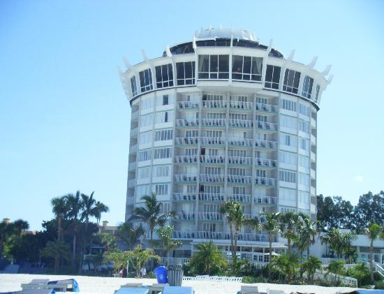 Grand Plaza Beachfront Resort Hotel & Conference Center: grand plaza beach hotel, st pete  beach