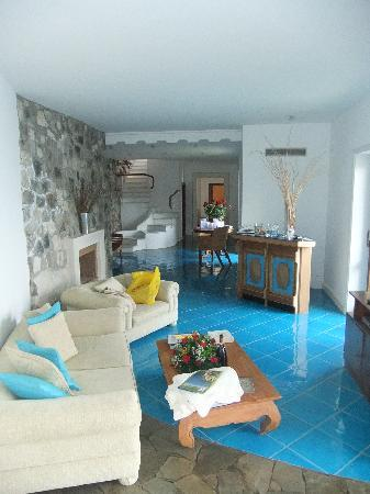 Hotel Belair: Our fantastic suite