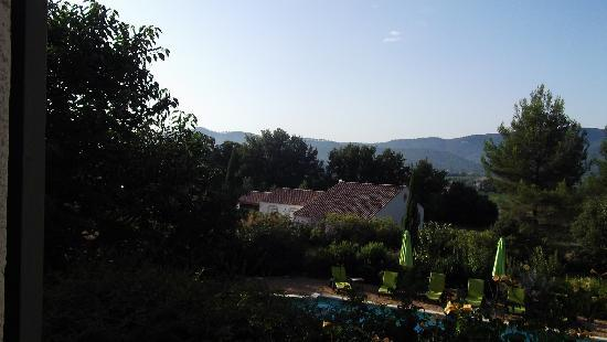 B&B La Bastide de Messine : from room