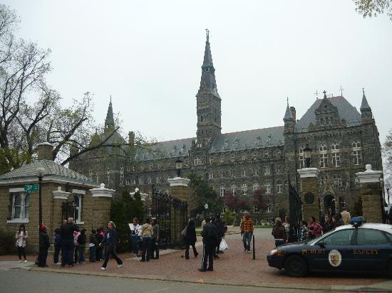 Georgetown University - Picture of Georgetown University ...