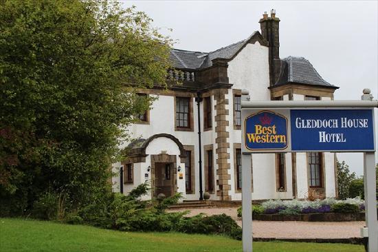 Gleddoch House Hotel, Spa & Golf Club: Nice  place