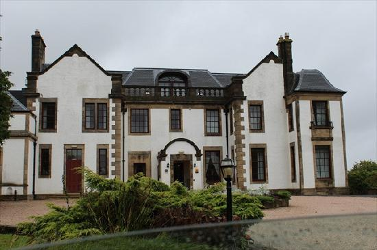 Gleddoch Hotel, Spa & Golf: On a cloudy day