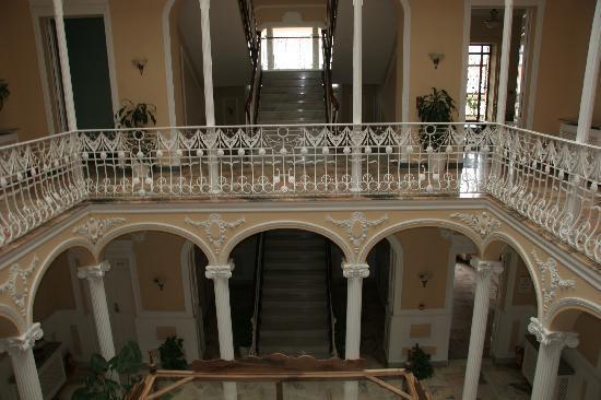 Hotel Victoria: Foyer