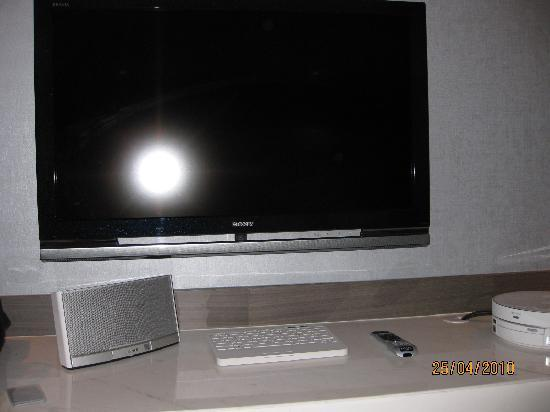 โรงแรมเดอะมิร่า: Multifunction TV