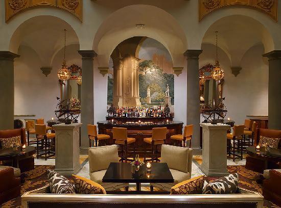 The St. Regis Florence: Bar