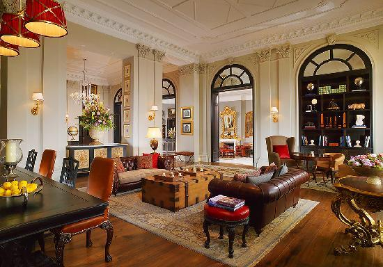The St. Regis Florence: Library