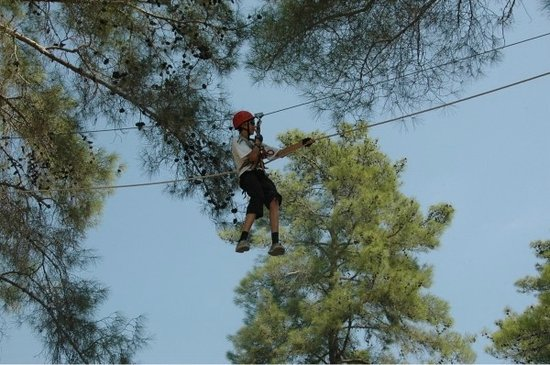Beldibi, Turkije: Adventure Forest