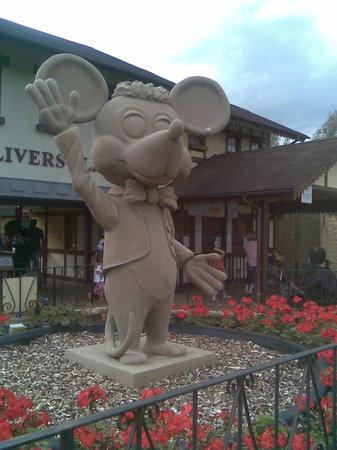 Gulliver's Land: Main entrance/exit
