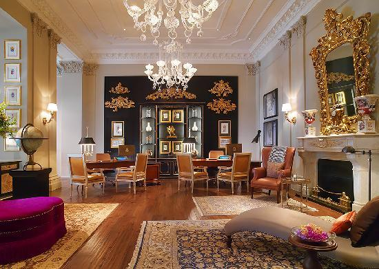 佛羅倫薩聖雷吉斯酒店照片