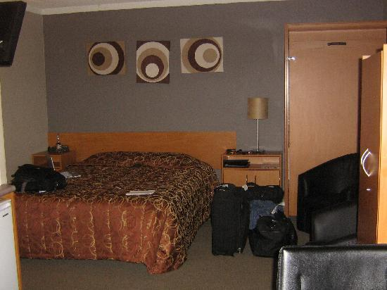 Kiwi Studios Motel: room #10