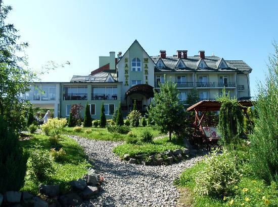 Santa Maria Hotel: отель