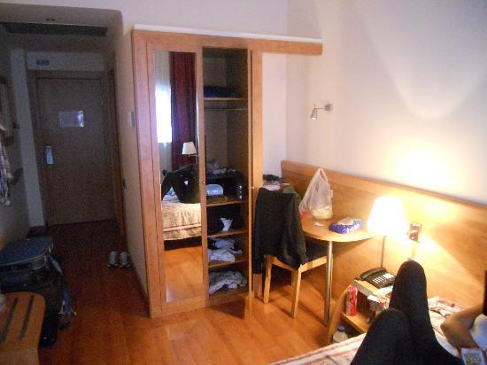 Acta Antibes: room - we are messy sorry!