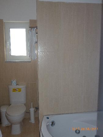 Agroktima Elia : bathroom