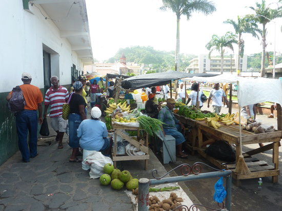 Kingstown Market