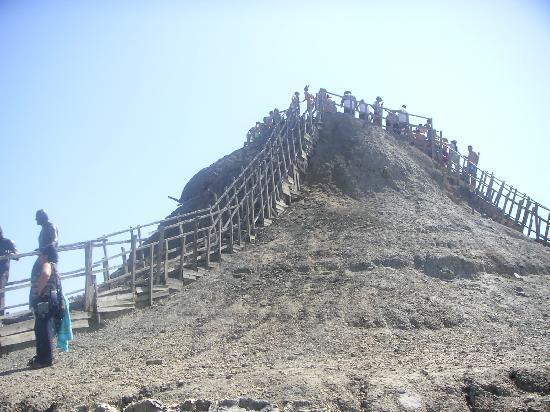 Volcan de Lodo El Totumo (Mud Volcano): Le volcan