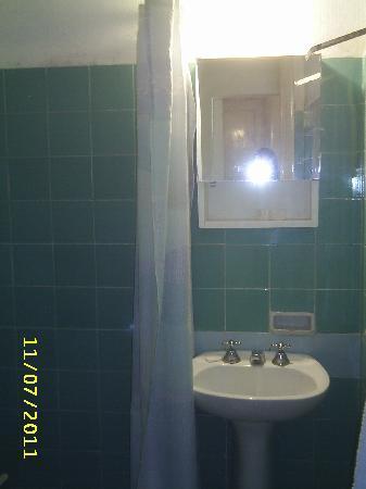 Grand Hotel Rio Cuarto: baño