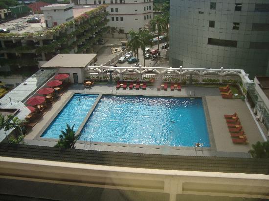 Concorde Hotel Kuala Lumpur : Pool View
