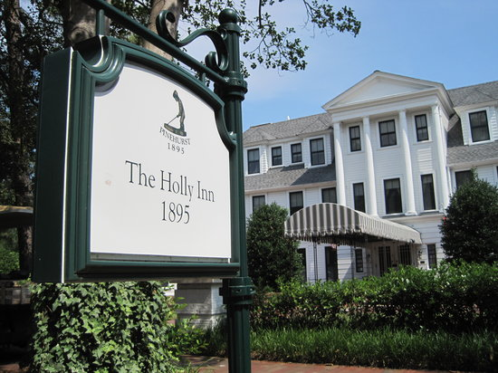 Pinehurst, Carolina del Norte: The Holly Inn