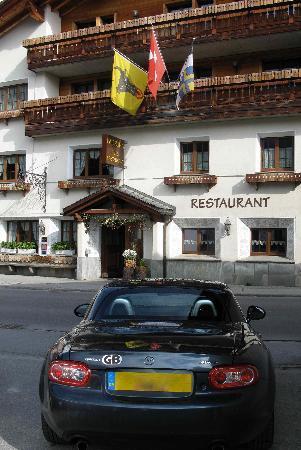 Hotel La Cruna, Sedrun