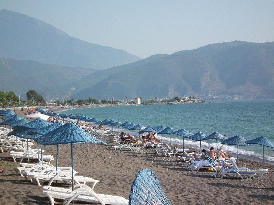 Hotel Dedem and Apartments: Nearby beach