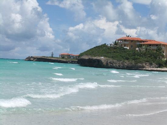 Sol Palmeras: the beach