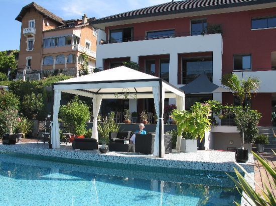 Relaxation in style - Photo de Les Suites du Lac, Aix-les-Bains ...