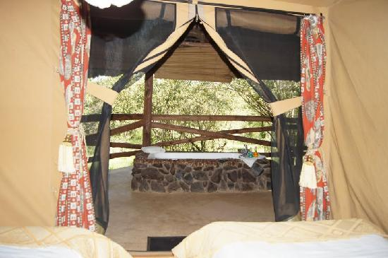 Mara Timbo Camp: Camp