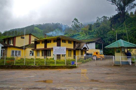 Kannan Devan Tea Museum