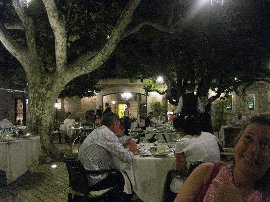 "Auberge de Noves : just another dinner ""in"". Amazing atmosphere."