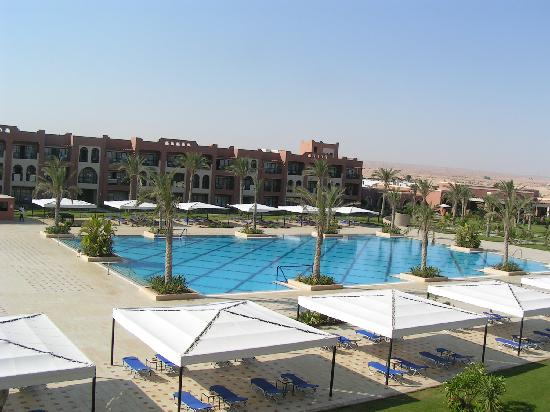 Jaz Oriental Resort: La piscina