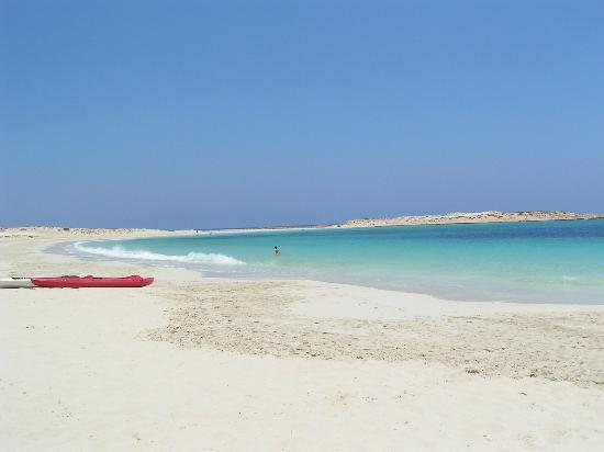 Jaz Oriental Resort: la spiaggia