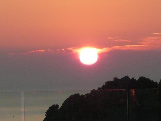 SENSIMAR Grand Mediterraneo Resort & Spa by Atlantica: view from the eros bar